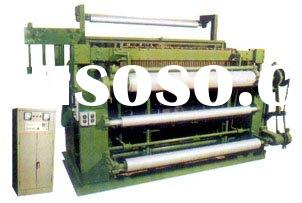 welded wire mesh machine