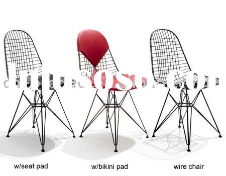 wire chair,barcelona chair ,furniture