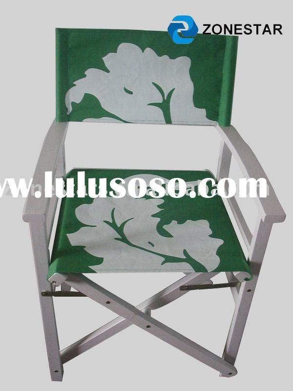 wooden director chair/folding chair/outdoor chair