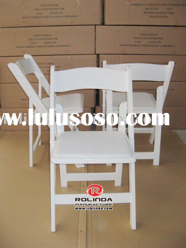 wooden folding chair for banquet,event