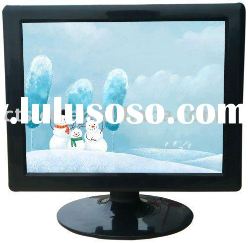 15 Inch Used LCD Monitor with Glossy Black (KD-1543DZM)
