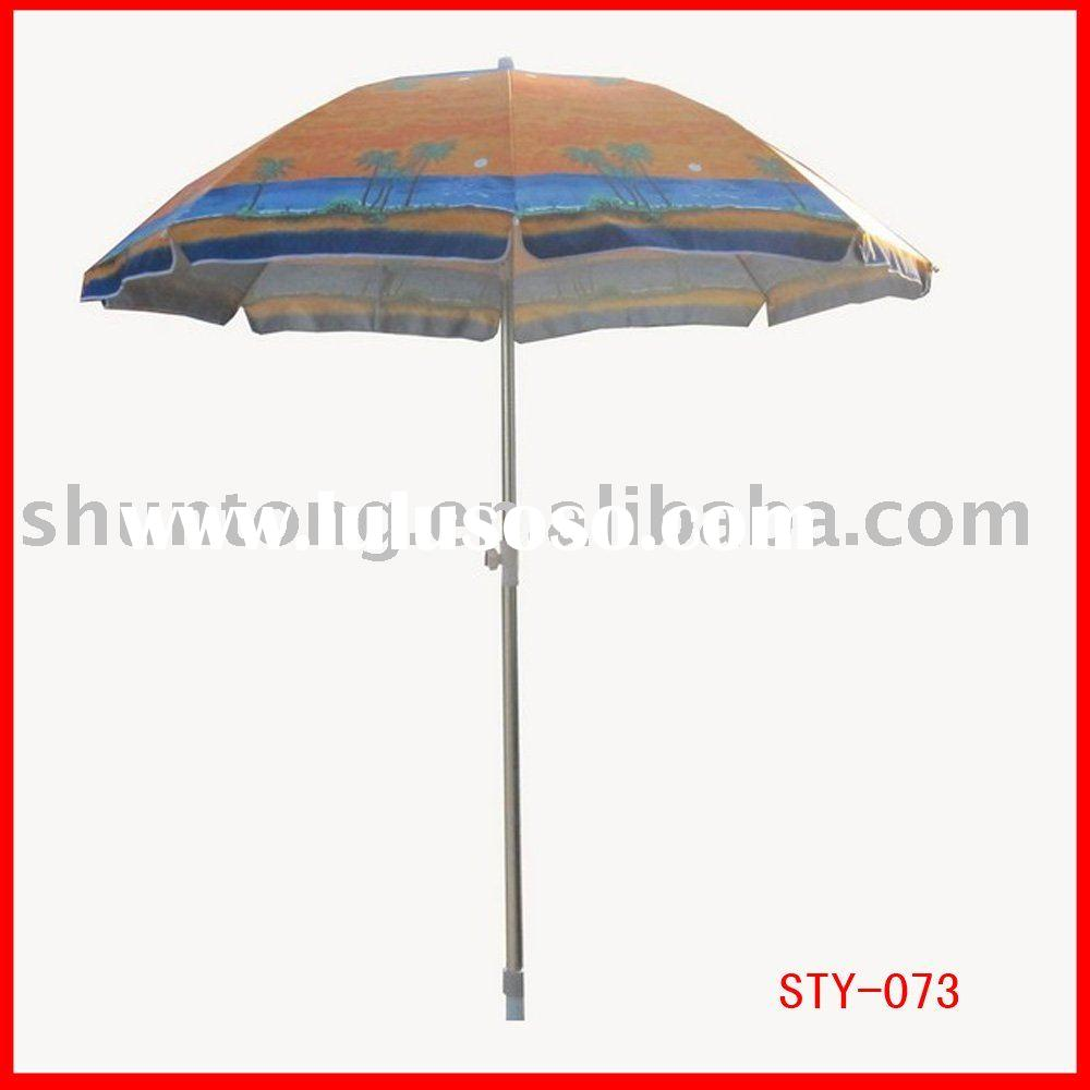 2011 cheap beach umbrella