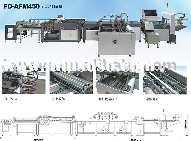450 Automatic Covering machine