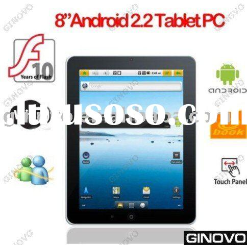 8 inch Tablet PC MID Android 2.2