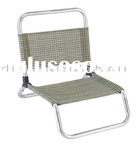 Beach folding chairs