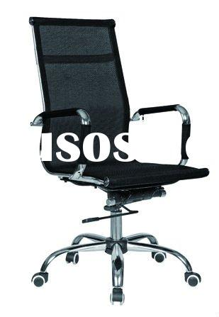 black mesh lumbar cushion computer chair for sale price