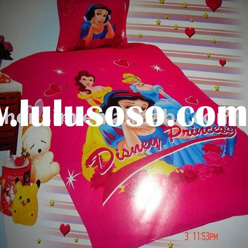 Children bedding for Disney princess  HS3209