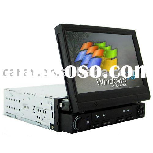 Hot sale 7 inch 1 din indash lcd monitor
