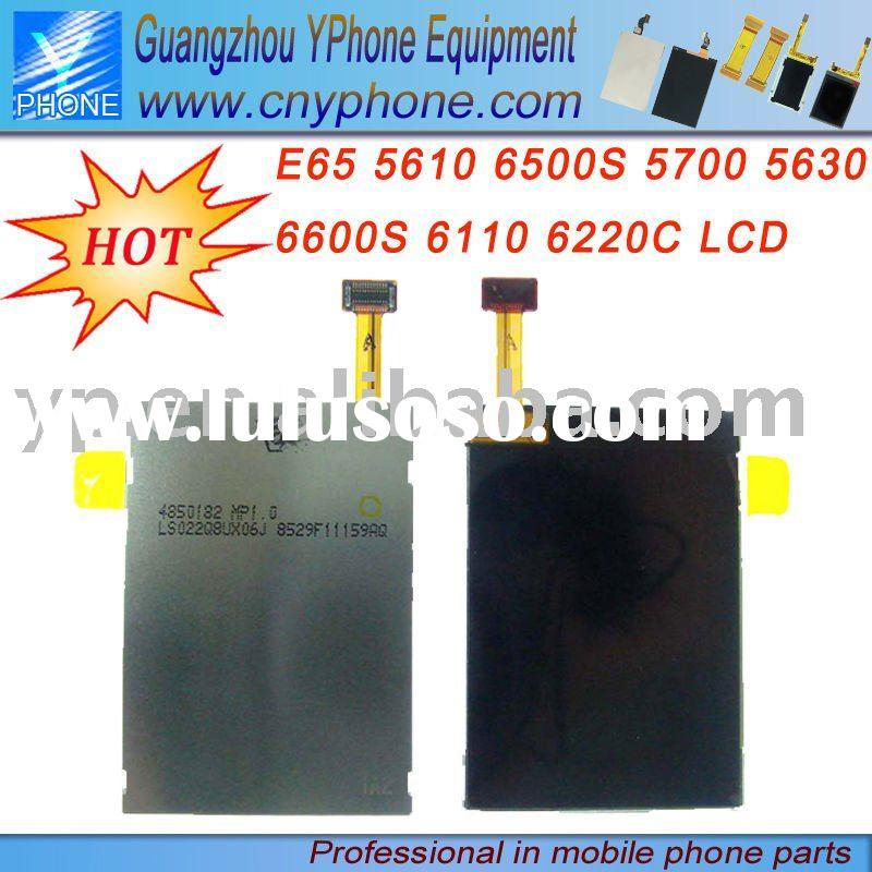 LCD For NOKIA Cell Phone E65