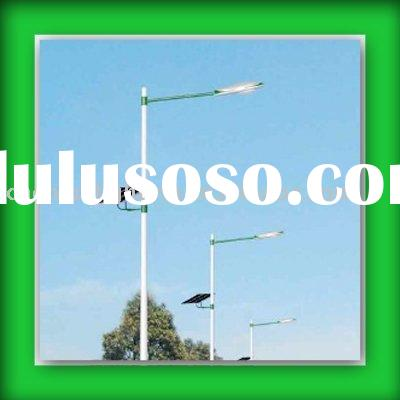Outdoor lamp post