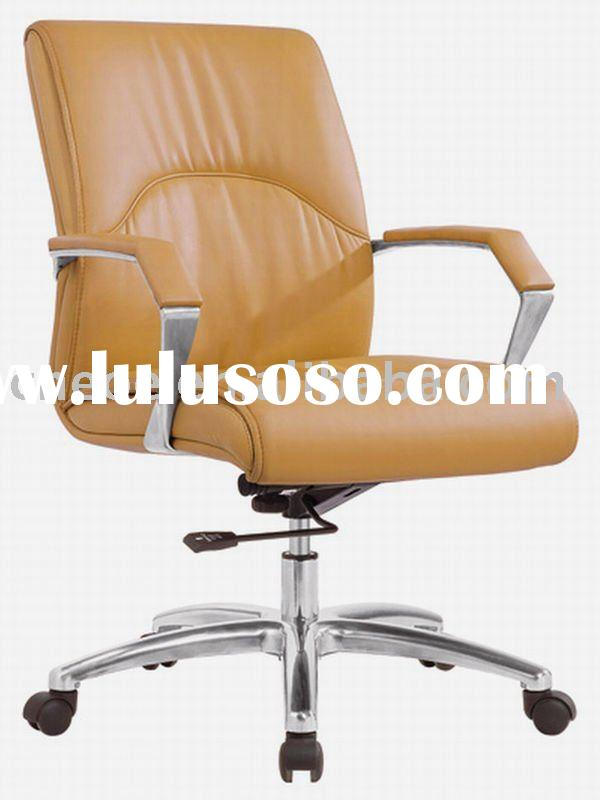 Popular swivel leather upholstery office chair