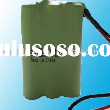 Rechargeable battery for solar lamp