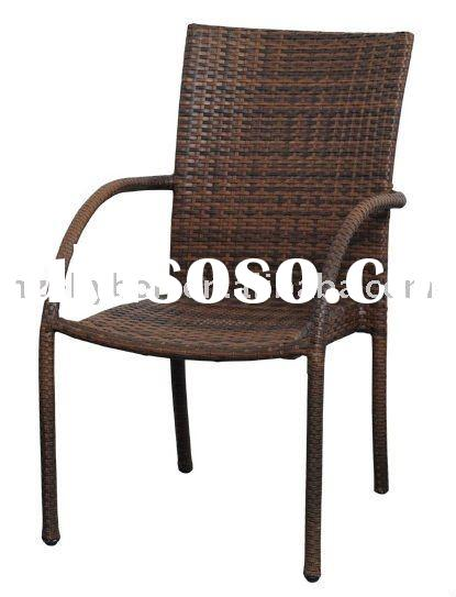 resin wicker furniture hanging chair swing chair for sale