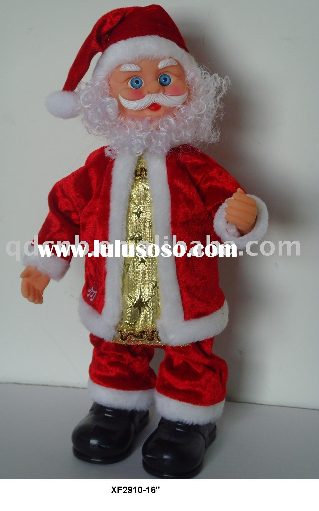 Santa Claus with Amazing Music and Talking B/O Christmas Musical Dancing