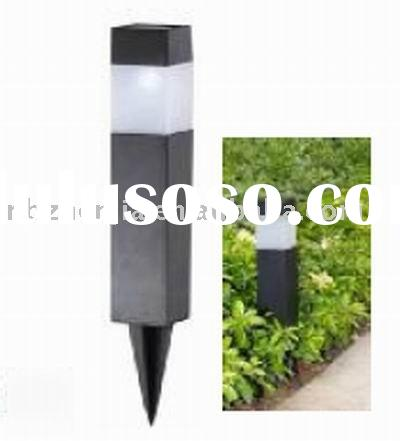 Solar Plastic Bollard Light