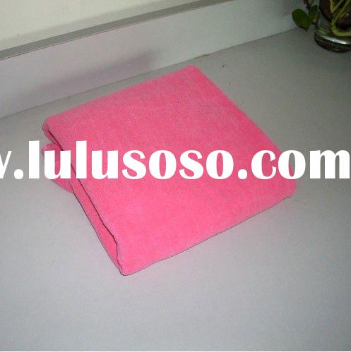 Ultra absorption Microfiber Bath towel 115x60cm