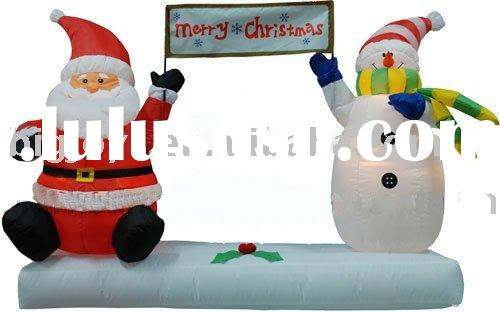 Wholesale Christmas Inflatable