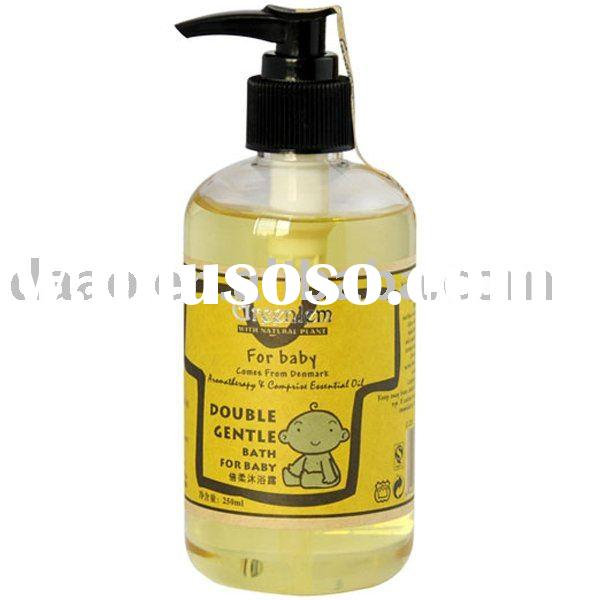 baby care shower gel