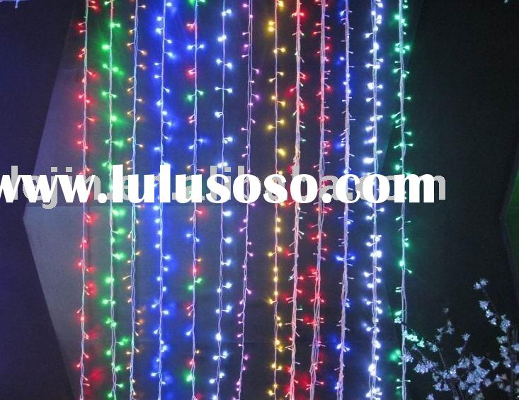 curtain light/christmas light/holiday light