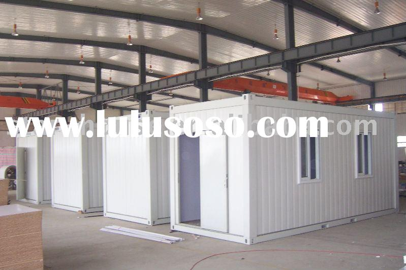 folding house container