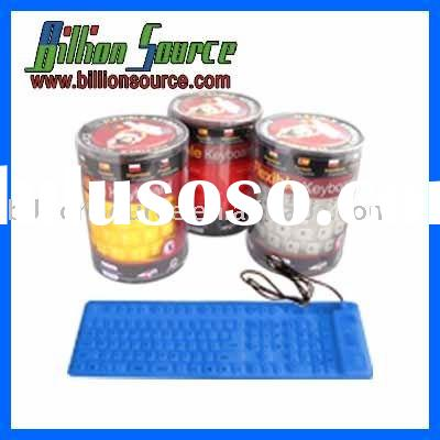 hot selling silicone keyboard mac