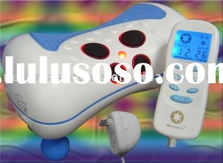 infrared neck massager and acupuncture neck pain reliever