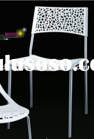 modern high quality outdoor plastic chair