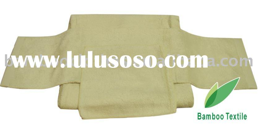 organic towel set