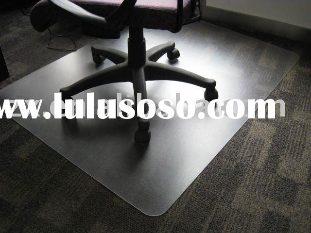 polycarbonate carpet chair mat