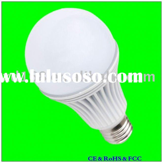 2011 best price and selling 7W high power led light bulb