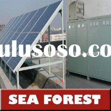 30KW Off Grid Solar Power System