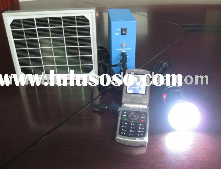 3W Solar indoor light for country area