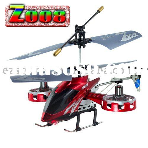 4CH Avatar RC Helicopter Red LED light mini helicopter R