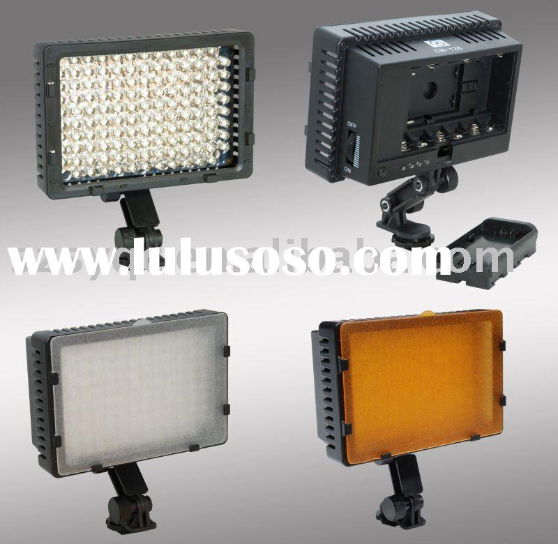 CN-126 LED Camera Light