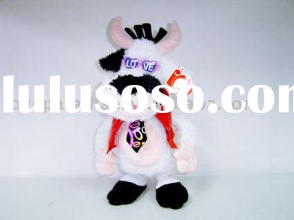 Dancing cow toy