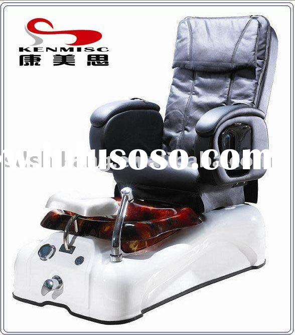 Electric Pedicure massage chair (SK-423,red)
