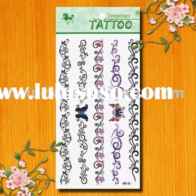Fashion Arm tempoary sticker