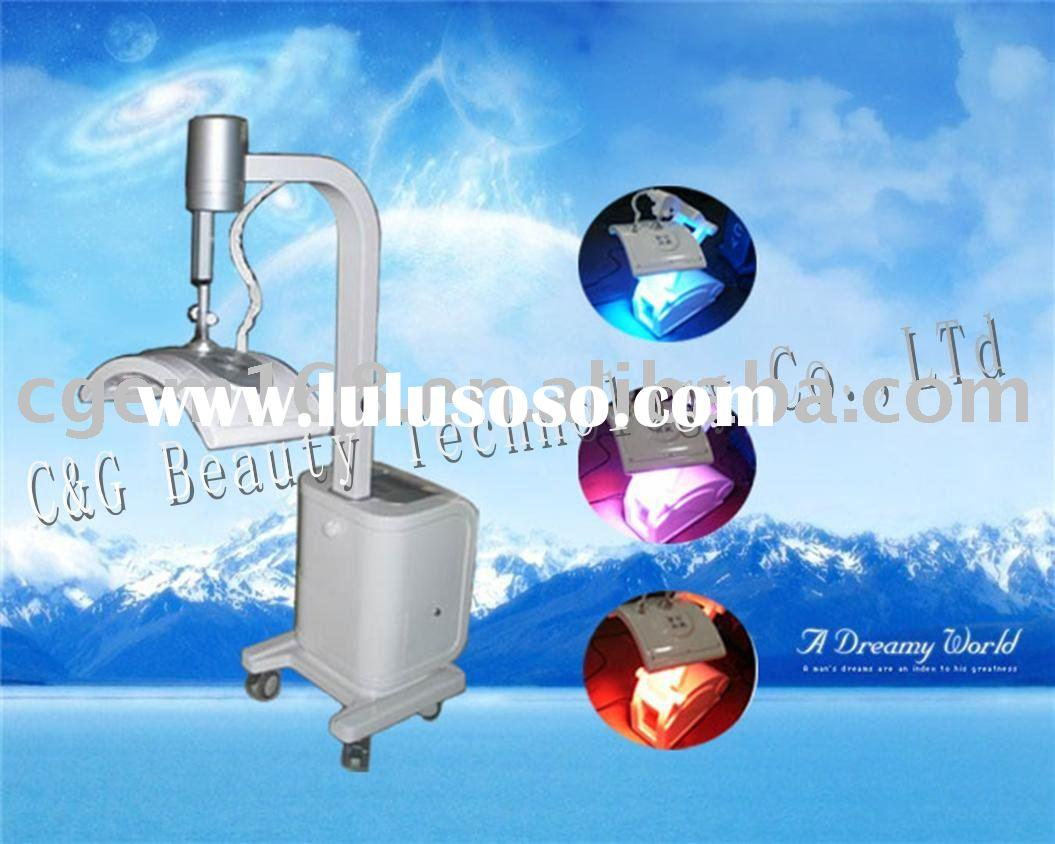 High Power LED Red Blue Light Therapy Acne Treatment System