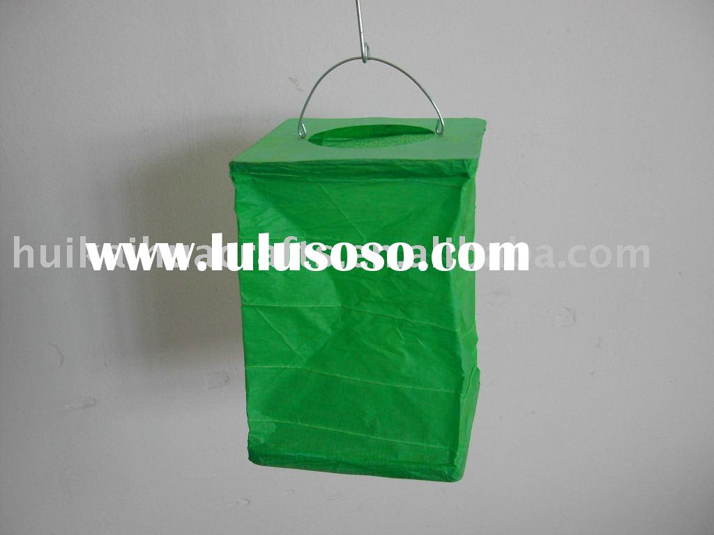 Hot Holiday Decoration Green square shape