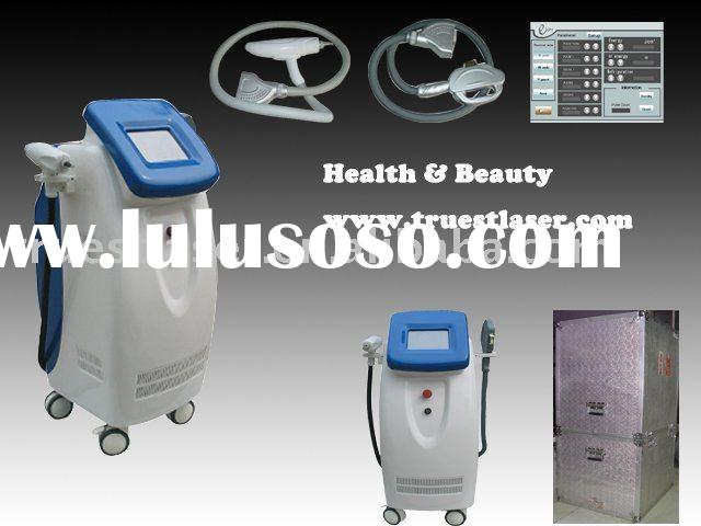 IPL + RF+Laser  for hair removal machine Truestlaser-TL503