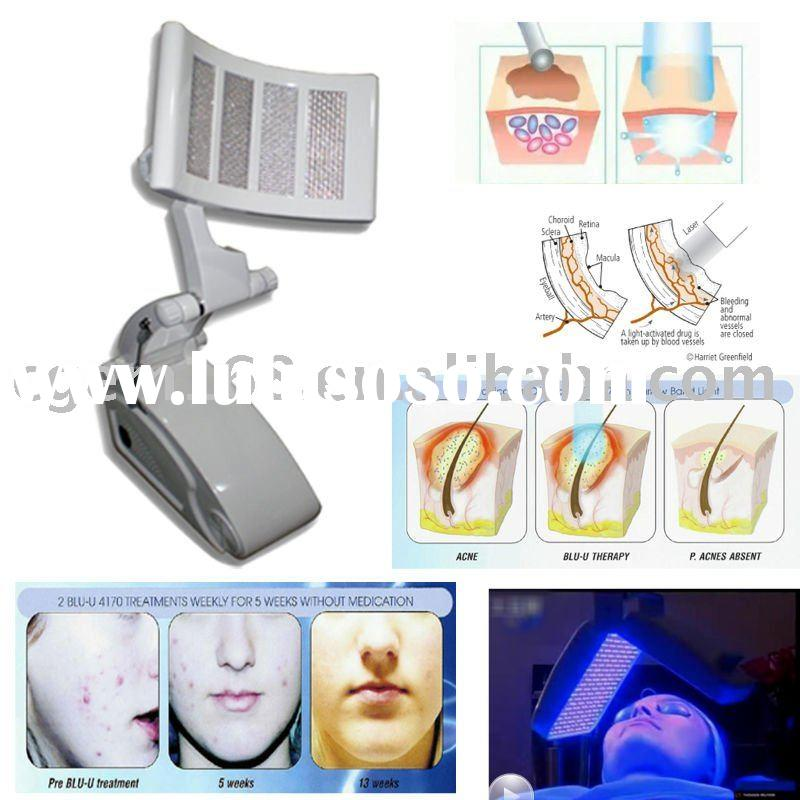 LED Light Therapy for acne treatment