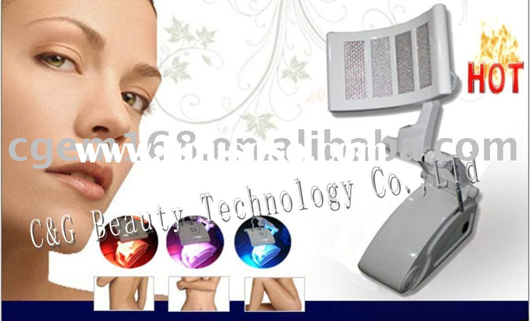 LED Red & Blue Light Acne Therapy System