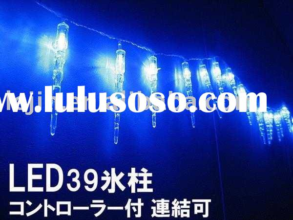 LED icicle light,decorative light ,illumination,christmas light