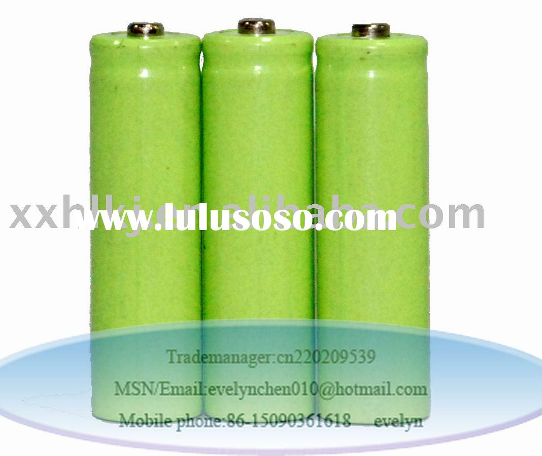 Ni-cd rechargeable battery 300mAh-600mAh for electronic toys,solar light and so on