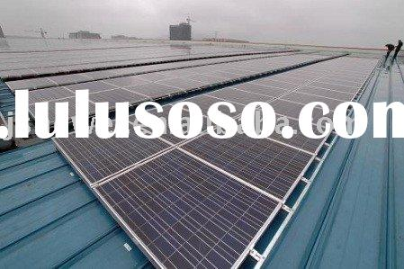 Photovoltaic solar panels glass