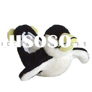 Plush Penguin Slipper