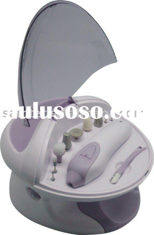 Professional Manicure Pedicure Set