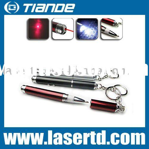 Red Multifunction Laser Pointer