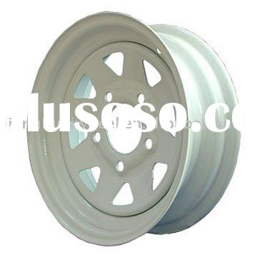 Spoke Trailer Steel Wheel