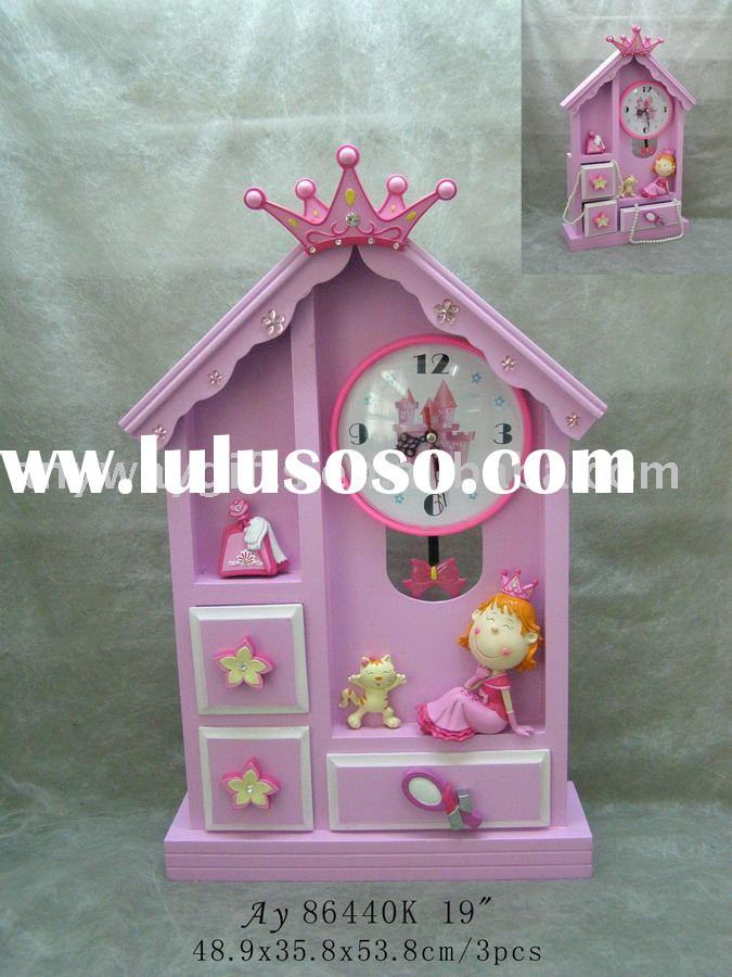 Supply Wooden craft(clock),polyresin craft,MDF craft,